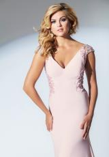 Tony Bowls Evenings TBE11541.  Available in Blush, Navy Blue