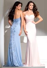 Tony Bowls Evenings TBE11542.  Available in Blush, Periwinkle