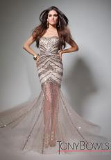 Tony Bowls Evenings TBE21371.  Available in Nude