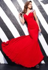 Tony Bowls Evenings TBE21385.  Available in Red, White