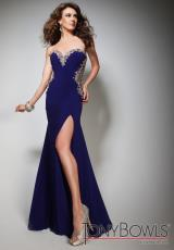 Tony Bowls Evenings TBE21393.  Available in Purple, Red, White