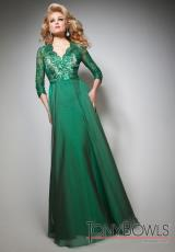 Tony Bowls Evenings TBE21397.  Available in Champagne, Green, Navy Blue