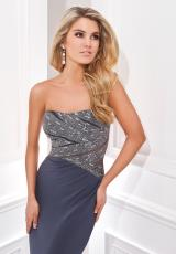 Tony Bowls Evenings TBE21403.  Available in Gray, Navy Blue