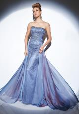 Tony Bowls Evenings TBE21416.  Available in Blue/Purple, Sand