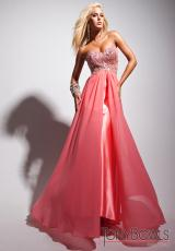 Tony Bowls Le Gala 113540.  Available in Fuchsia