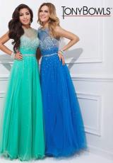 Tony Bowls Le Gala 114516.  Available in Blue, Coral, Dark Blue, Light Green