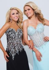 Tony Bowls Le Gala 114521.  Available in Aqua, Black