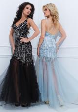 Tony Bowls Le Gala 114523.  Available in Black, Ice Blue