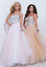 Tony Bowls Le Gala 114526.  Available in Champagne, Pink