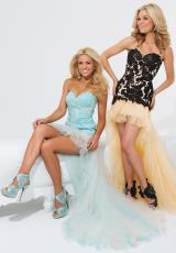 Tony Bowls Le Gala 114540.  Available in Gold/Black, Nude/Blue