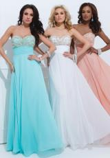 Tony Bowls Le Gala 114542.  Available in Aqua, Ivory, Salmon