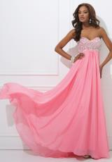 Tony Bowls Le Gala 114545.  Available in Lilac, Pink, Royal Blue, Teal, Yellow