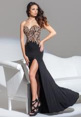Tony Bowls Le Gala 115547.  Available in Black/Leopard