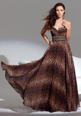 Tony Bowls Le Gala 115548.  Available in Leopard