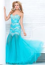 Tony Bowls Le Gala 115551.  Available in Light Teal