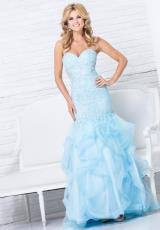 Tony Bowls Le Gala 115556.  Available in Light Blue, Pink
