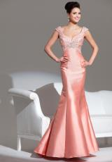 Tony Bowls Le Gala 115562.  Available in Aqua, Coral, Ivory