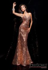 Tony Bowls Paris 113702.  Available in Light Orange