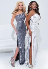 Tony Bowls Paris 114706.  Available in Ivory, Pewter