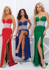 Tony Bowls Paris 114709.  Available in Emerald, Red, Royal Blue