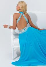 Tony Bowls Paris 114716.  Available in Bright Fuchsia, Turquoise