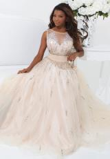 Tony Bowls Paris 114726.  Available in Ice Blue, Nude