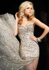 Tony Bowls Paris 114727.  Available in Champagne, Silver