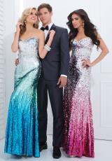 Tony Bowls Paris 114731.  Available in Silver/Blue, Silver/Fuchsia