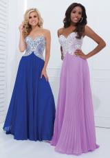 Tony Bowls Paris 114733.  Available in Lilac, Royal Blue