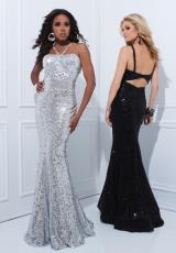 Tony Bowls Paris 114739.  Available in Black, Ivory