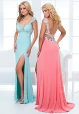 Tony Bowls Paris 114743.  Available in Aqua, Coral
