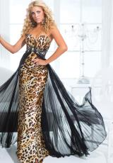 Tony Bowls Paris 114751.  Available in Black/Leopard