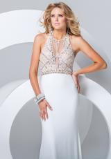 Tony Bowls Paris 115730.  Available in Black, Ivory