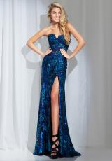 Tony Bowls Paris 115746.  Available in Royal Blue/Mint