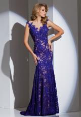 Tony Bowls Paris 115747.  Available in Purple/Nude