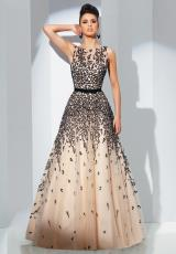 Tony Bowls Paris 115764.  Available in Black/Nude