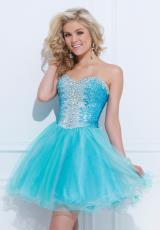 Tony Bowls Shorts TS11473.  Available in Turquoise/Pink