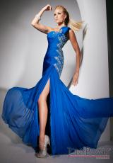 Tony Bowls Evenings TBE11323.  Available in Royal Blue