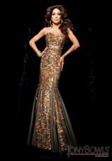Tony Bowls Evenings TBE11340.  Available in Black/Brown