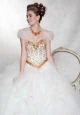 Vizcaya 88045.  Available in Bubble/Fuchsia, Champagne/Pink, Ivory/Gold, White