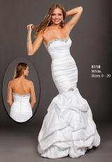 WOW 5118.  Available in White