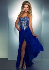Cassandra Stone 85158A.  Available in Hot Pink, Royal
