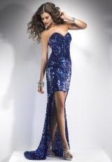Flirt P2715.  Available in Royal Blue, Silver
