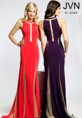 JVN by Jovani JVN21032.  Available in Black, Hot Pink, Plum, Red