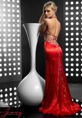 Jasz Couture 4059.  Available in Red