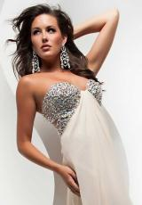 Jasz Couture 4813.  Available in Dark Pink, Ivory, Lilac