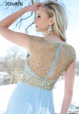 Jovani 88471.  Available in Light Blue, White