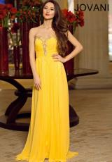 Jovani 90342.  Available in Fuchsia, Lilac, Royal, Yellow
