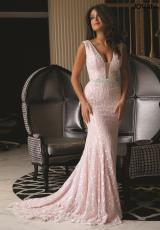 Jovani 22917.  Available in Blush, Navy