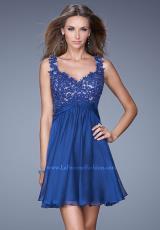 La Femme Short 20631.  Available in Light Mint, Marine Blue, Sunset, White